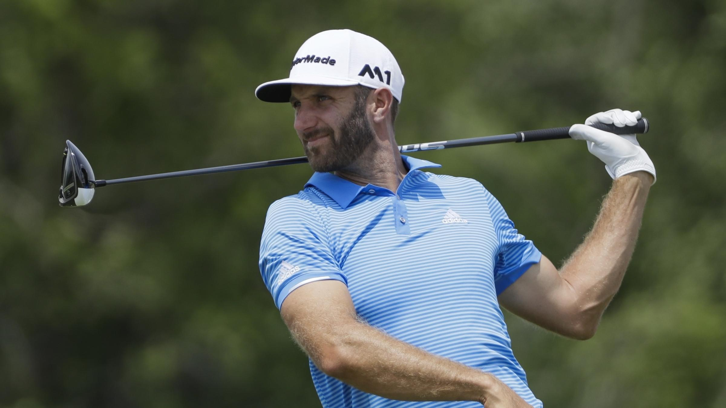 Dustin Johnson healthy, primed for US Open defense after missing Masters