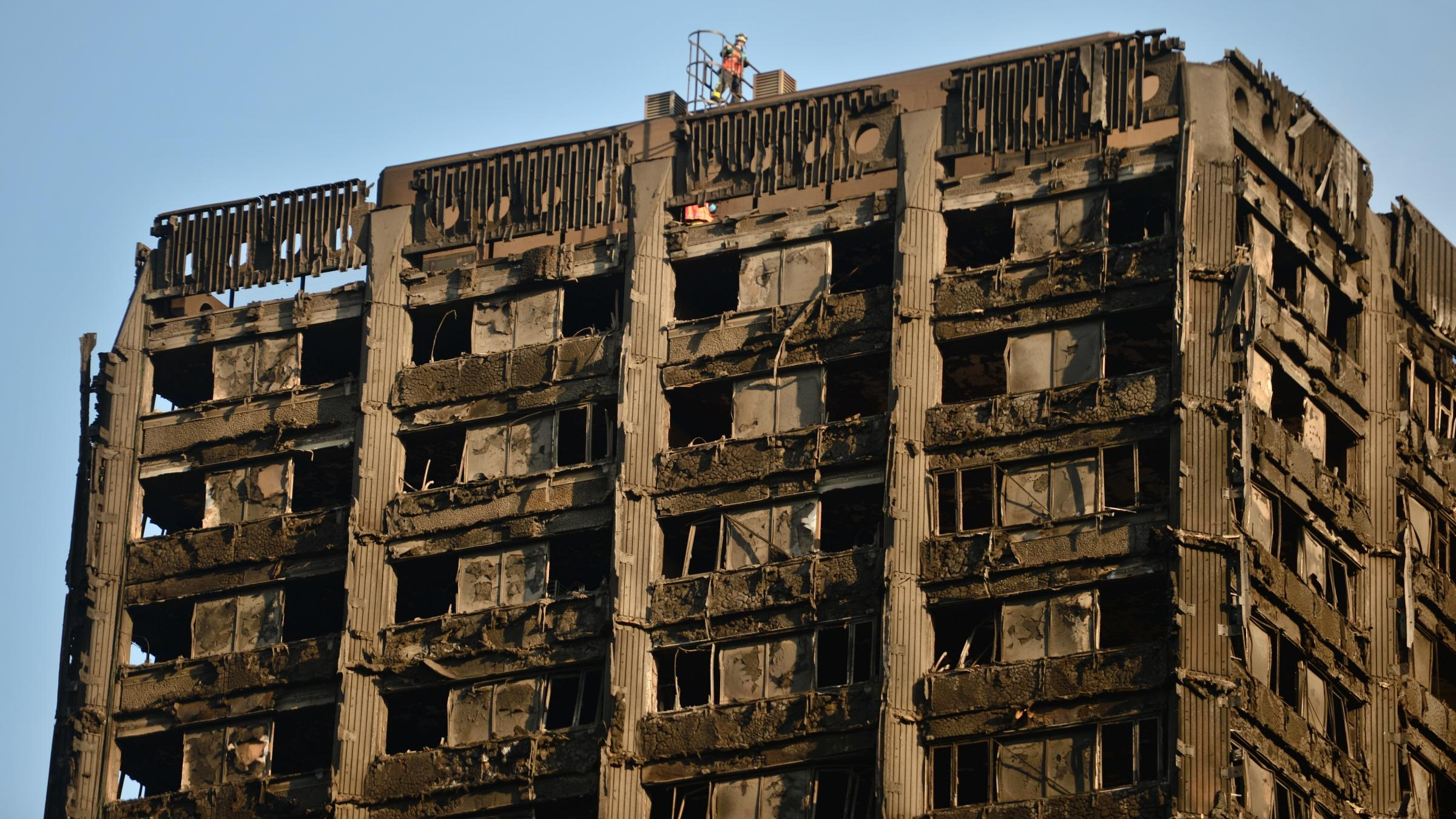 United Kingdom official: Fire building materials broke rules